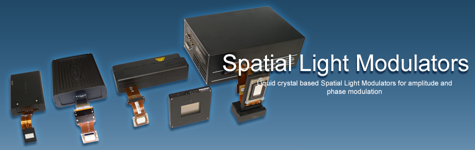 4K Phase Only Saptial Light Modulator