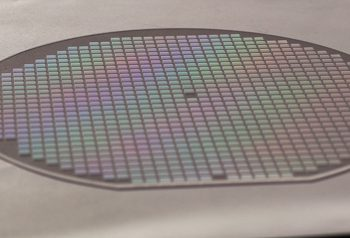 Diffractive Optical Elements Production Wafer