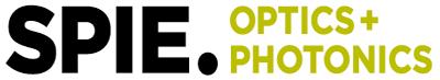 Optics & Photonics Logo