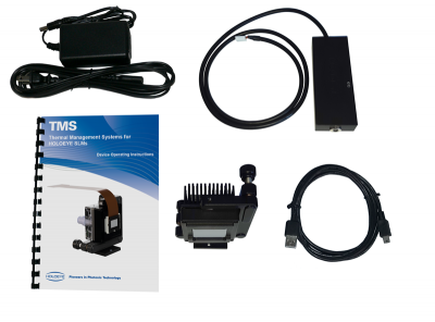 TMS001 Deliverables