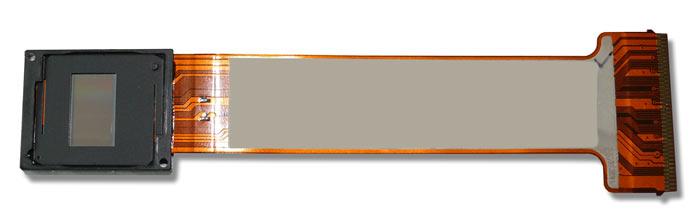 LCOS-Microdisplay HED6001