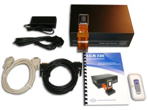 LC-R 720 Spatial Light Modulator Deliverables