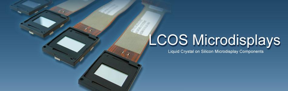 LCOS Microdisplays